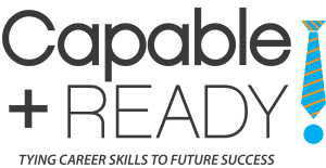 Capable and ready logo