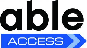 able access logo - web accessibility