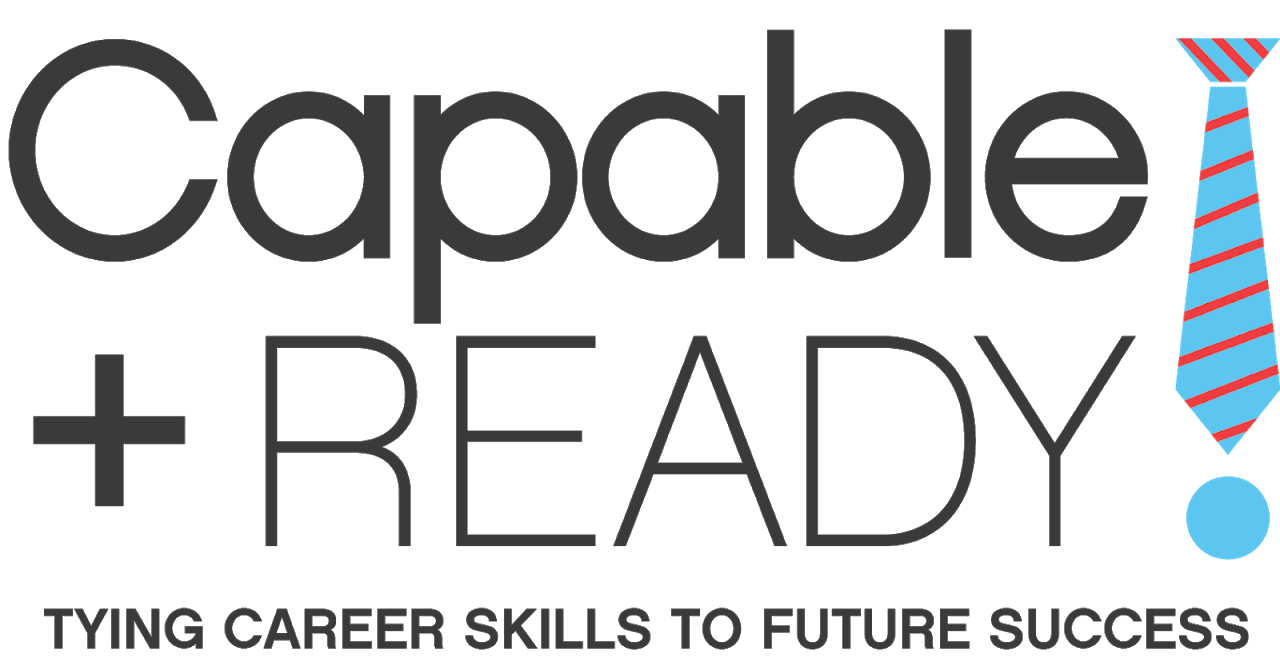 Capable and Ready Logo
