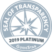Guide Star Rating Seal of Transparency