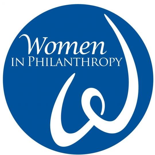 Women in Philanthropy logo